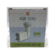Alphabox AQB-104U Quad